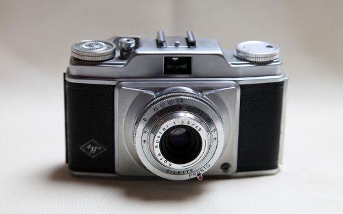 camera old camera retro look