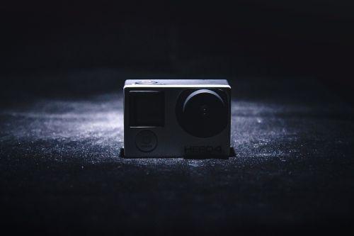 camera recording videos