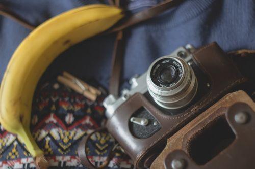 camera vintage analog