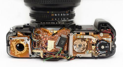 camera inside mechanics