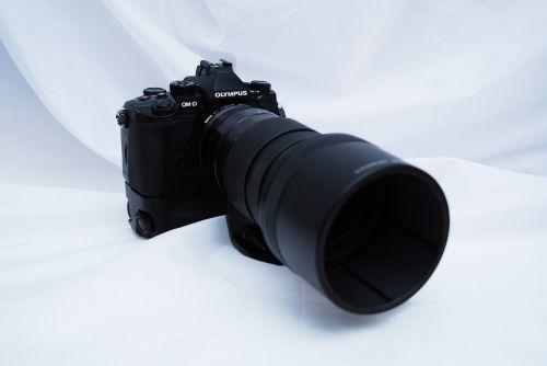 camera lens olympus