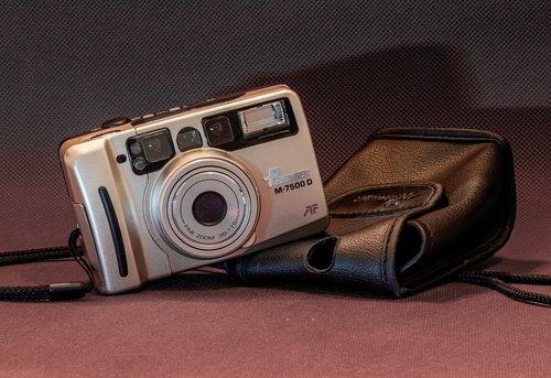 camera compact  old  analog