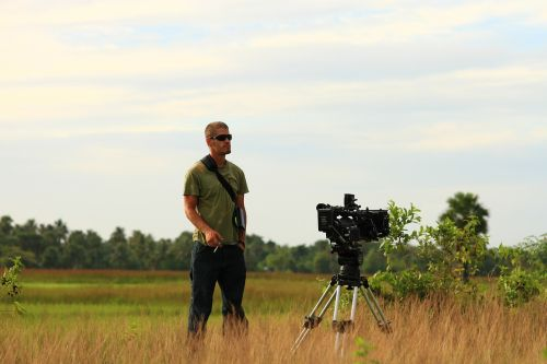 cameraman cinematographer movie production