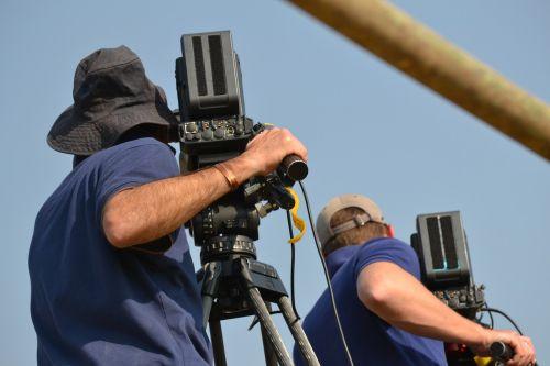 cameras film making movies