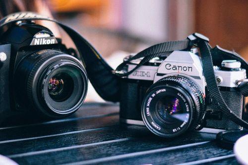 cameras canon lens