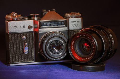 cameras old retro