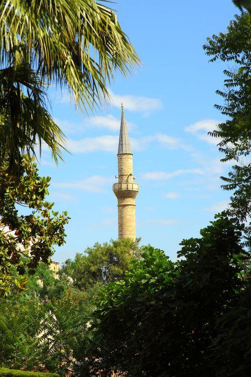 cami blue islam