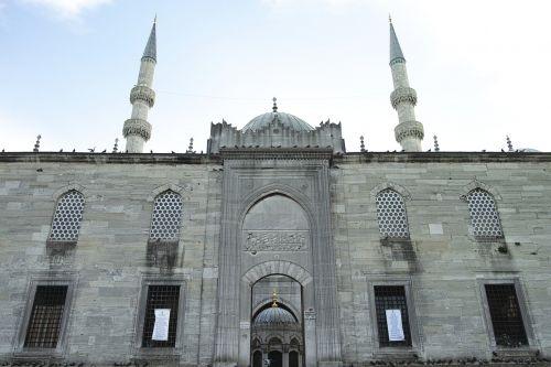 cami minaret islam
