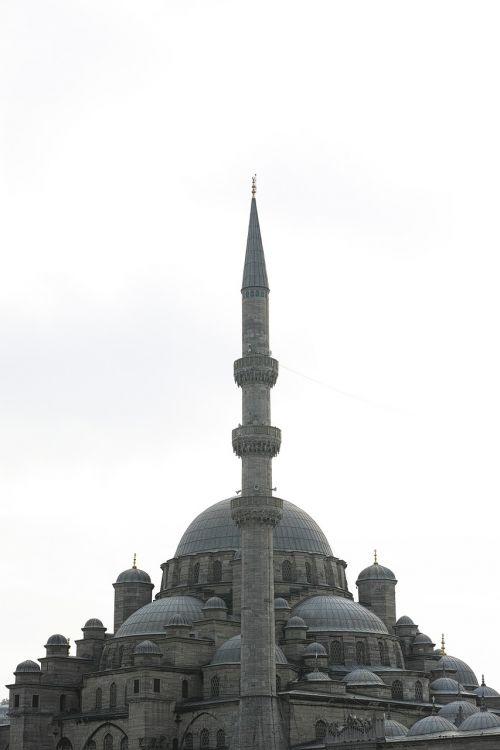 cami minaret dome