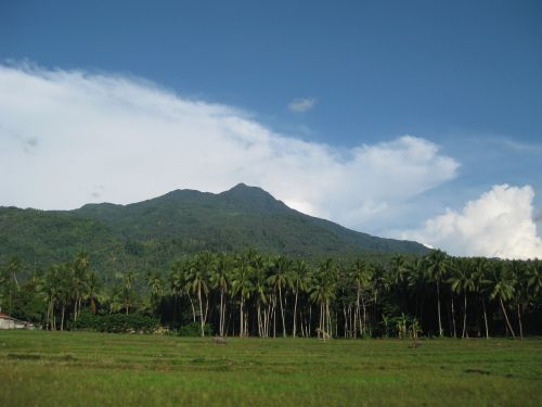 camiguin philippines countryside