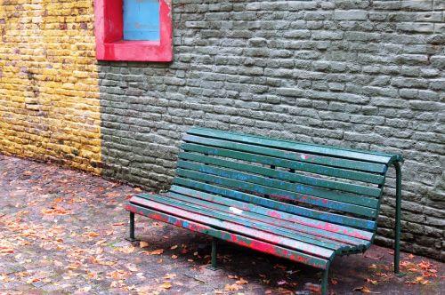 caminito,Buenos Airės,spalvos