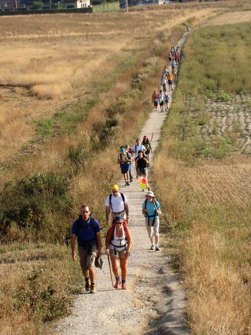 camino santiago galicia pilgrim