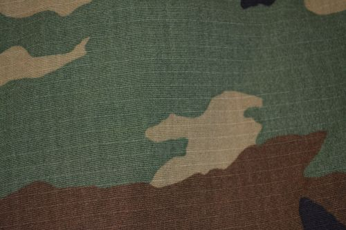 Camouflage Fatigues