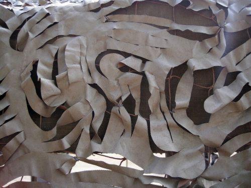 Camouflage Netting Pattern
