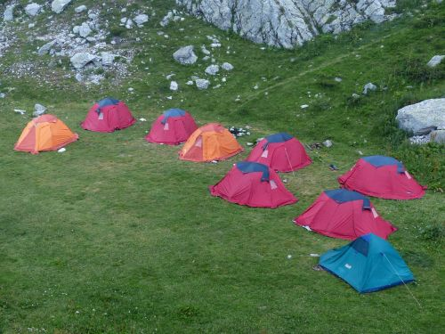 camp camper campground