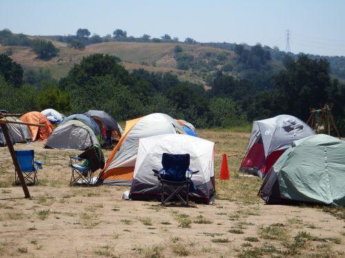 camp camping tents