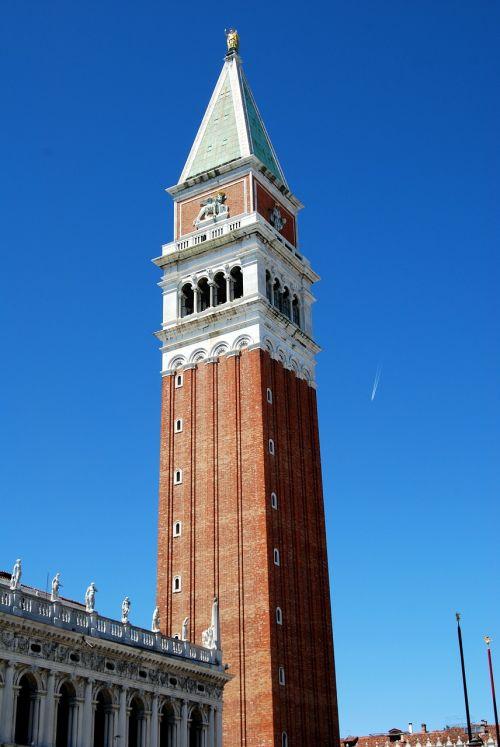 campanile venice st mark's