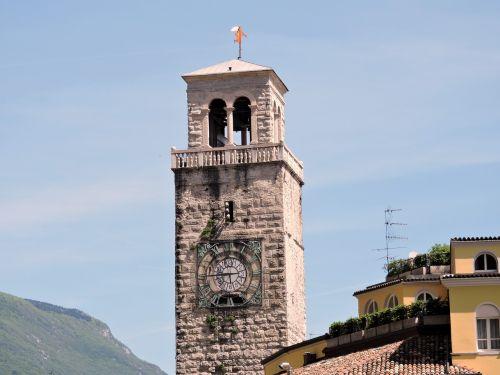 campanile watch riva del garda