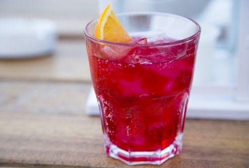 campari soda drink alcohol