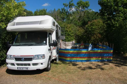 camper van camping france