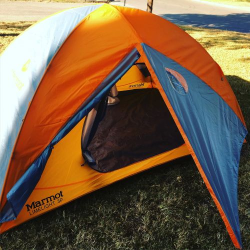 camping backpacking travel