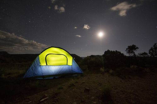 camping tent recreation