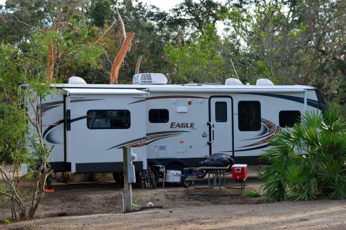camping travel recreational vehicle