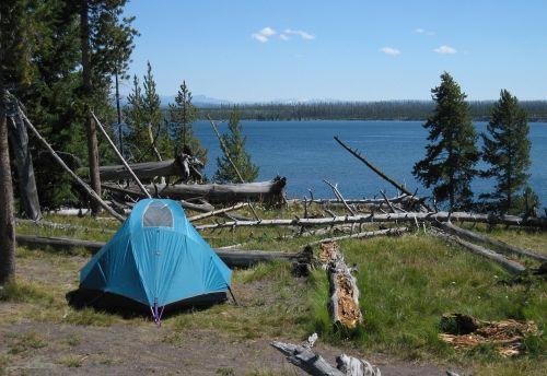 Camping Campsite
