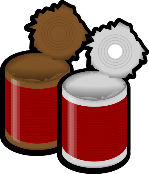 can container tin