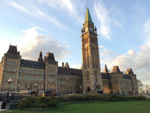 canada parliament government