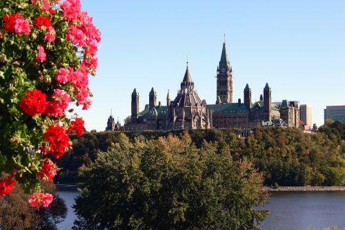 canada ottawa parliament hill