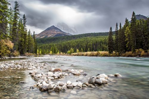 canada river banff