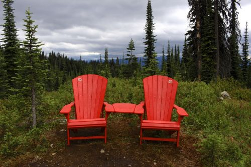 canada wilderness chairs