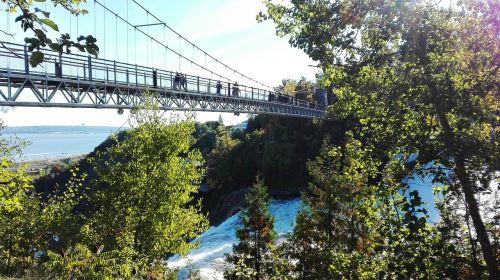 canada cascade falls