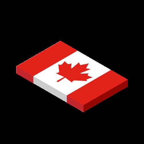 canada flag nation