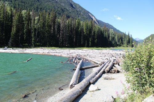 canada bc lake