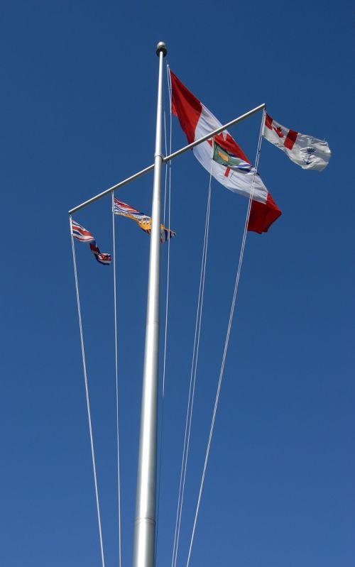 canada flag canadian