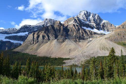 canada mountains nevado