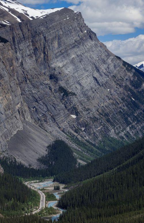 canada rockies banff