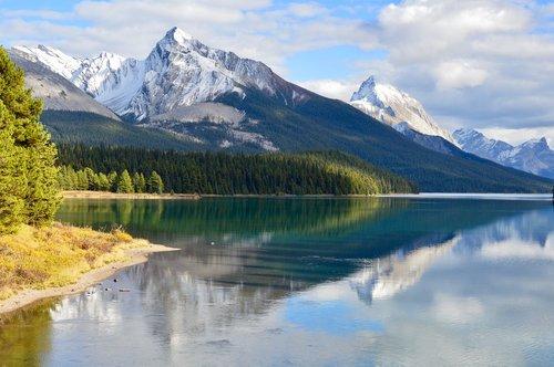 canada  national park  jasper