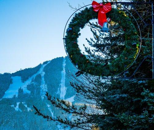 canada  whistler  skiing