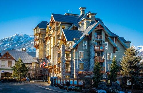 canada  whistler  house