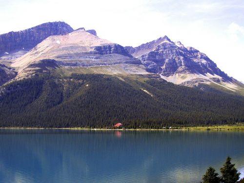 canada banff lake
