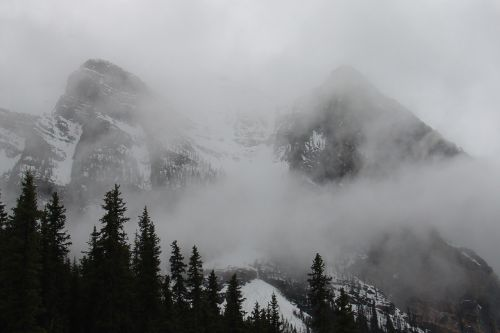 canadian mountain rockies