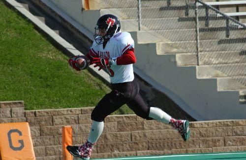canadian football football touchdown