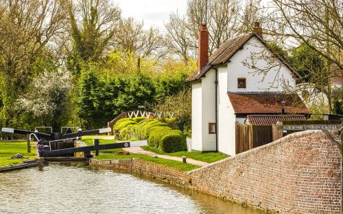 canal kingswood junction stratford-upon-avon