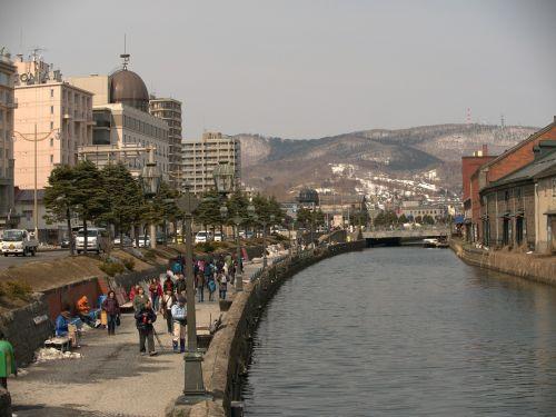 canal rivers landscape