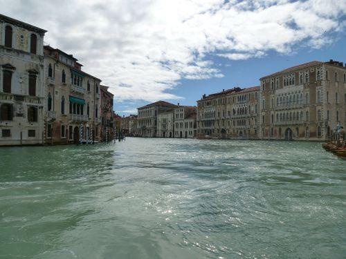 canale grande venice italy
