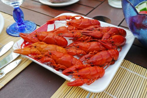 cancer food crabs eat