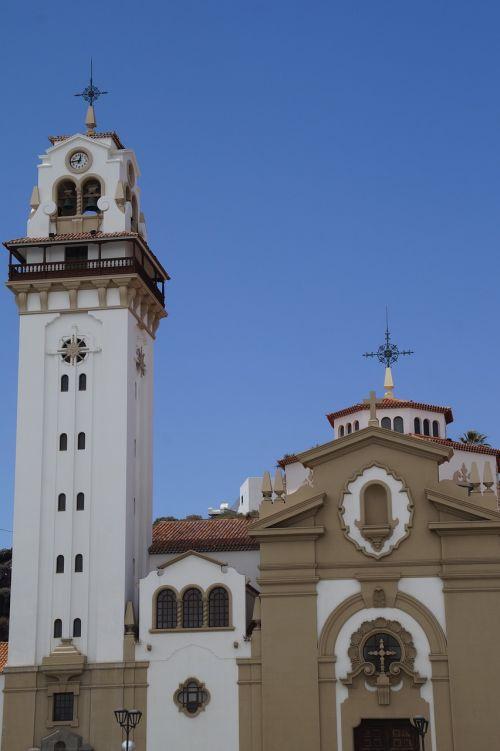 candelaria place of pilgrimage black madonna